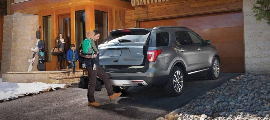 Ford Explorer 2017 Lease >> Ford Explorer Lease Special