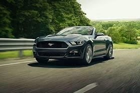 Mustang Convertible George Wall Ford Lincoln In Red Bank Nj